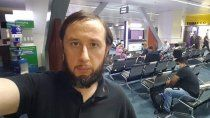de pelicula: vivio cuatro meses en un aeropuerto