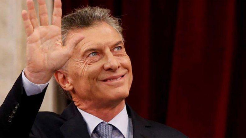 La columna de opinión de Macri en el diario La Nación
