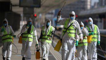 Coronavirus: Argentina ingresó al top 20 de países con más casos