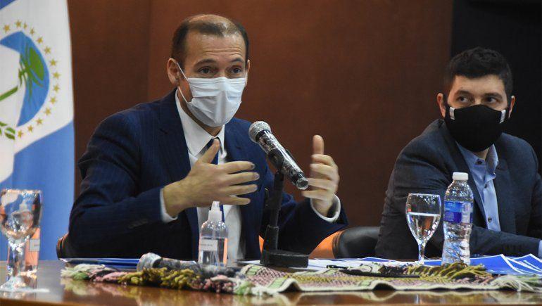 Omar Gutiérrez anuncia elConsejo Consultivo Plural.