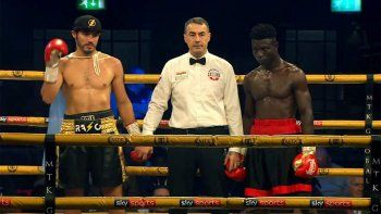 rayo godoy: todos sentimos miedo antes de subir al ring