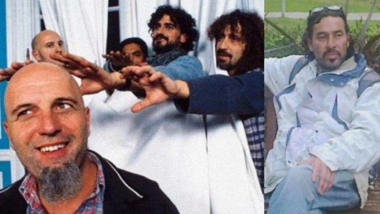 El ex músico de Bersuit, Raúl Pagano, murió de frío en la calle