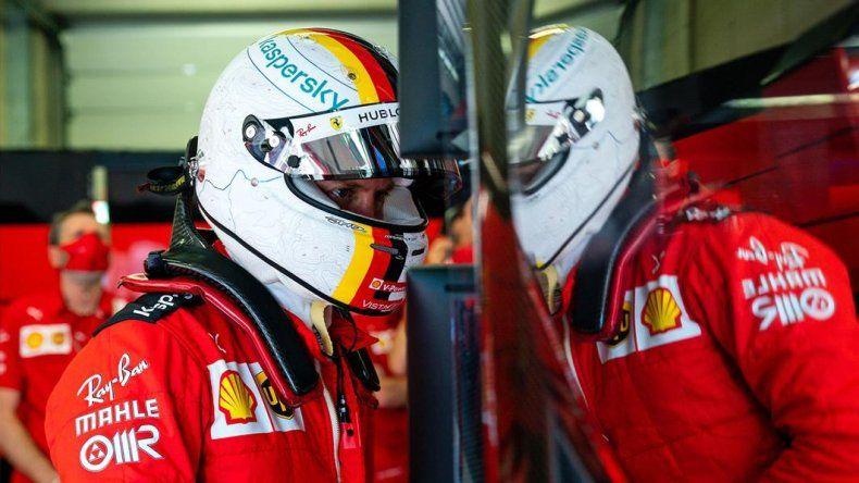 Sebastian Vettel tendría asegurada su continuidad en la Fórmula 1