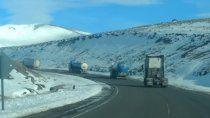 montan operativo para acompanar 280 camiones a la frontera