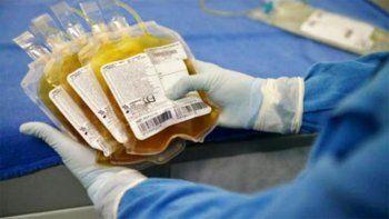 aclaran que donar plasma no reduce los anticuerpos