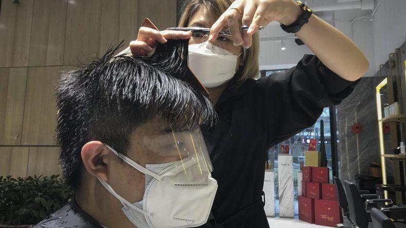 El uso de barbijo es vital para prevenir el coronavirus.