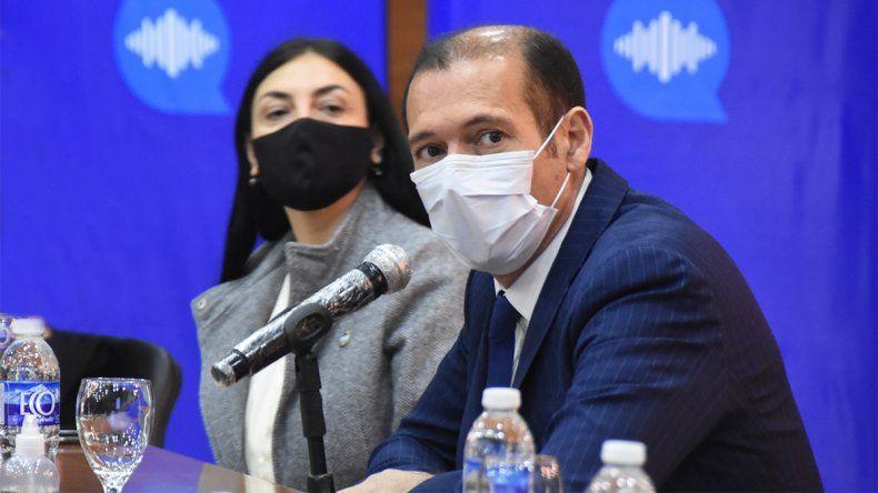 Omar Gutiérrez abrió el juego para la pospandemia