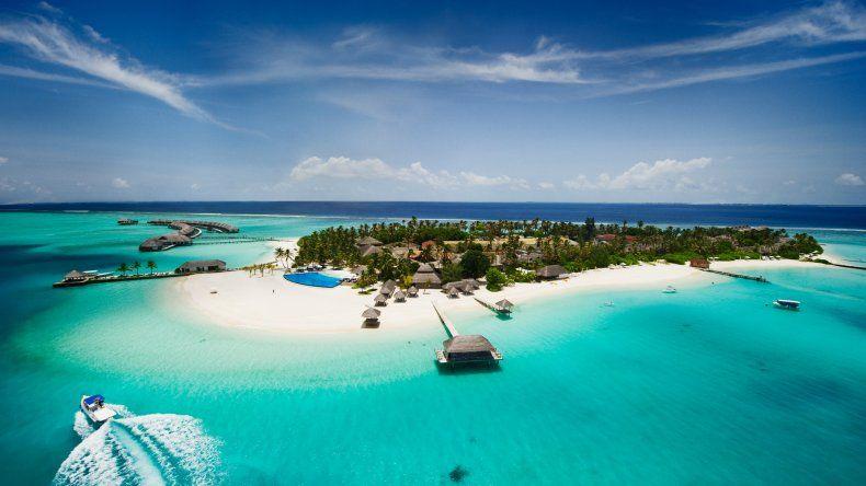 Islas Maldivas se reabren para los turistas.