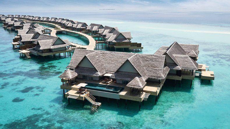 Pese al coronavirus Islas Maldivas reciben turistas