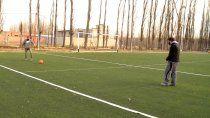 futbol 5: habilitado en el interior en el formato metegol humano