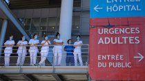 coronavirus: francia invertira mas de 8 mil millones de euros en subir los sueldos de los trabajadores de la salud