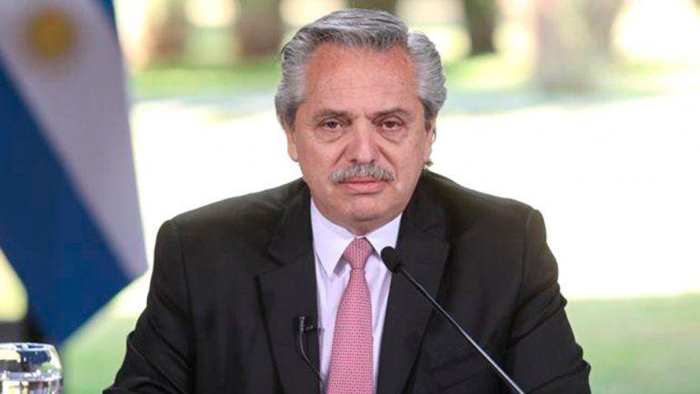 Alberto llamó a que la ciudadanía no se relaje y, más que nunca, apeló a la responsabilidad de la sociedad.