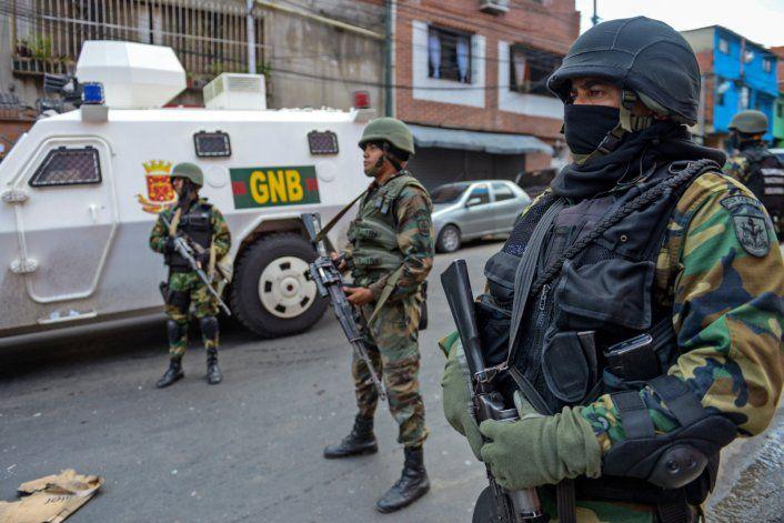 En Venezuela llueven las denuncias por violaciones a los Derechos Humanos.