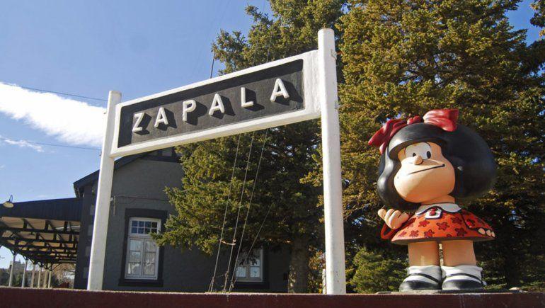 Zapala modifica las restricciones de circulación por pedido de comercio