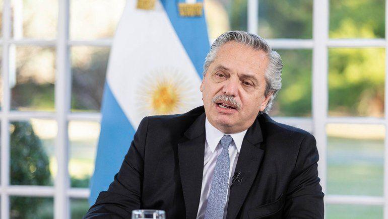 Fernández llamó a construir un país para todos