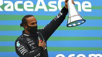 El campeonato de la Fórmula 1 continúa con Lewis Hamilton al frente tras la tercera fecha disputada en Hungría.