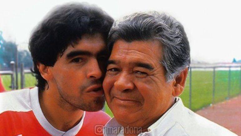 El emotivo posteo de Diego Maradona por el Día del Amigo
