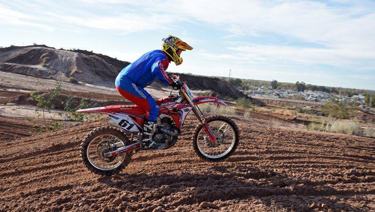 La respuesta del Motocross a los vecinos de Rincón de Emilio