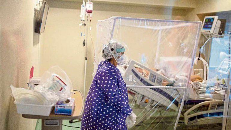El coronavirus ya se cobró la vida de 3558 personas en el país.