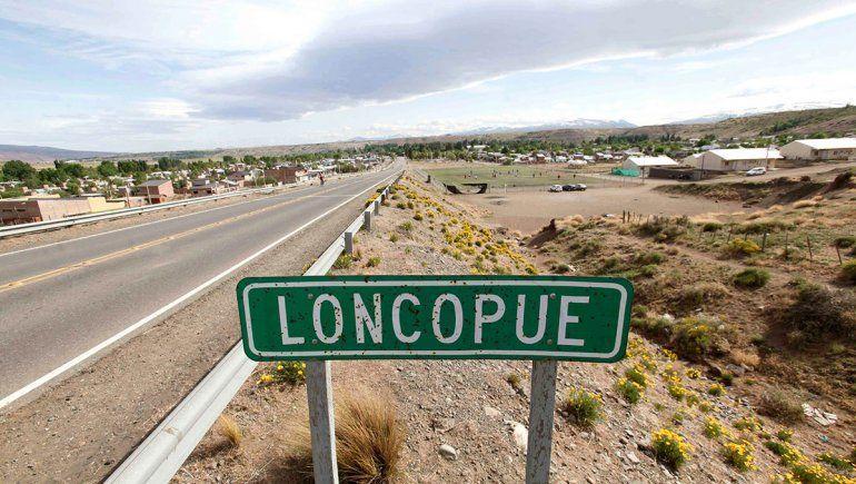 Los primeros testeos en la población de Loncopué dieron negativo.