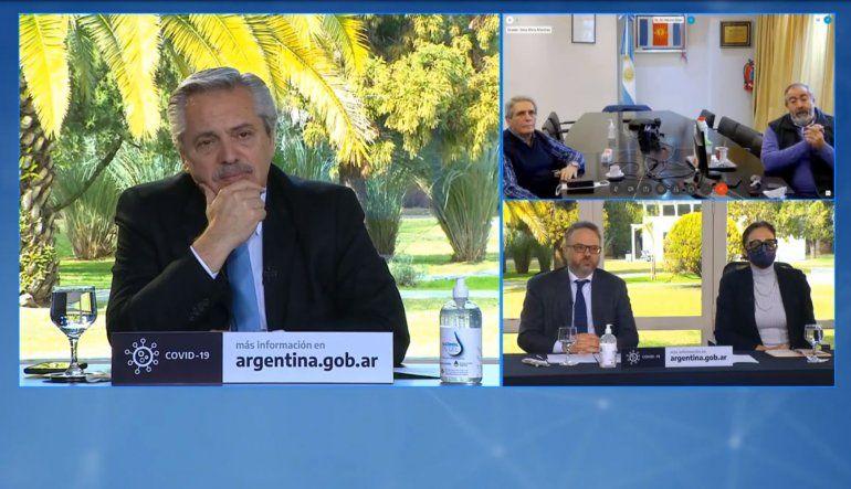 Alberto F. dijo que Macri fue una pandemia sin virus