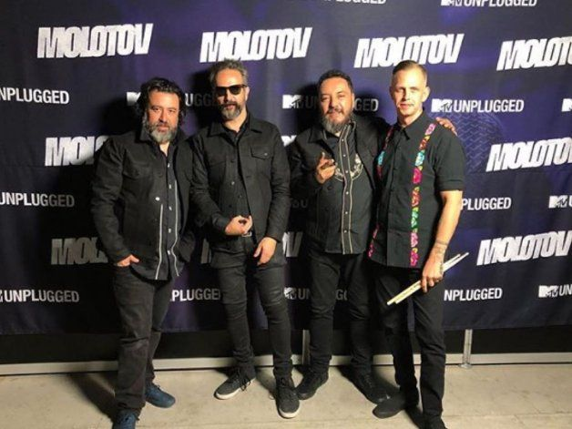 ¿El fin de Molotov? Critican en Twitter un disco de hace 20 años
