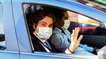Cafiero: Macri viajó por el mundo mientras los argentinos luchamos contra una pandemia