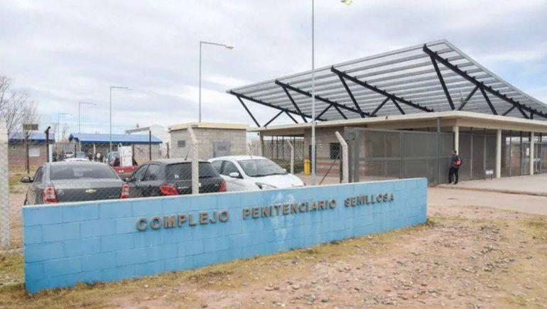 El Complejo Penitenciario Federal, donde da clases Fabián.