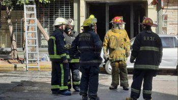 tragedia: una pareja y una nena murieron en un incendio