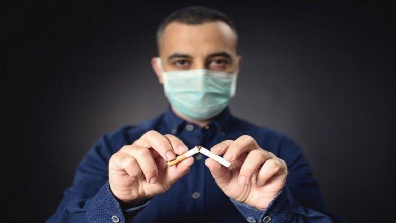 Advierten sobre la incidencia del tabaquismo entre los fallecidos por coronavirus