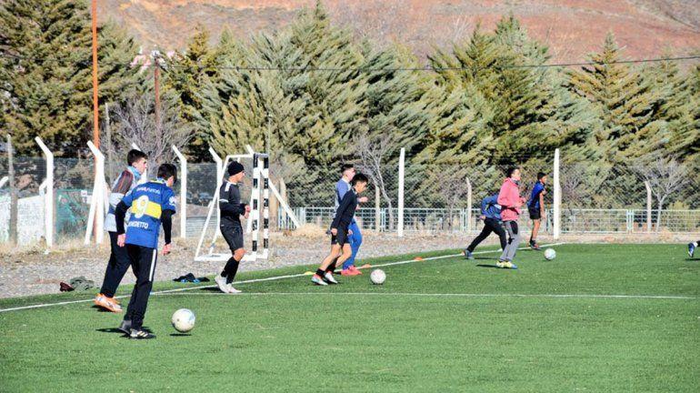 Andacollo: la alegría de todo un pueblo por la vuelta al fútbol