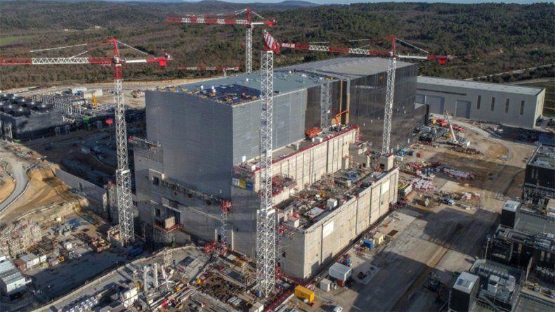 Empieza la construcción del reactor que intentará demostrar que la fusión nuclear es rentable