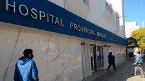 hubo 25 positivos entre el personal del hospital castro rendon