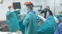 suman recien egresados y estudiantes del ultimo ano al sistema de salud