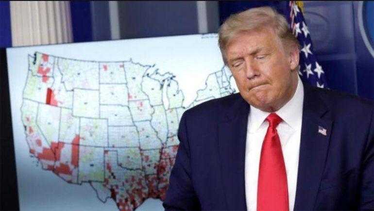 Advertencia de científicos a Trump por la pandemia