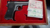 brasil aumento las licencias de portacion de armas de fuego