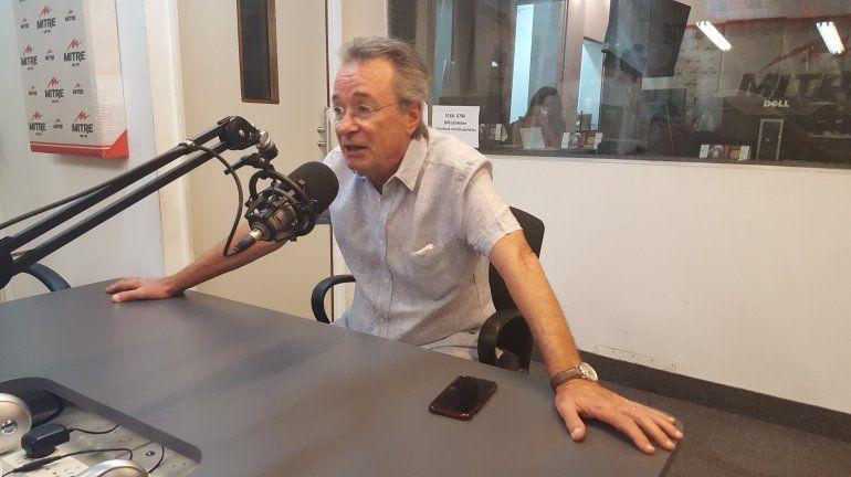 Oscar Martínez: Abandoné toda esperanza en Argentina