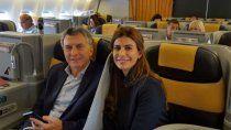 en familia: macri de cuarentena en paris y trabajo en suiza
