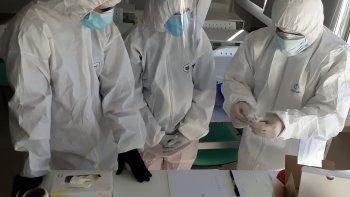 Ya son 4450 las muertes por coronavirus en el país