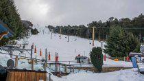 llega el gran dia para los centros de esqui en la cordillera