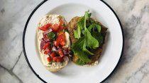 receta: sandwich de milanesa en pan de masa madre