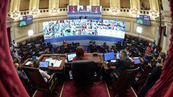 El senado aprobó la ley de ampliación de moratoria fiscal