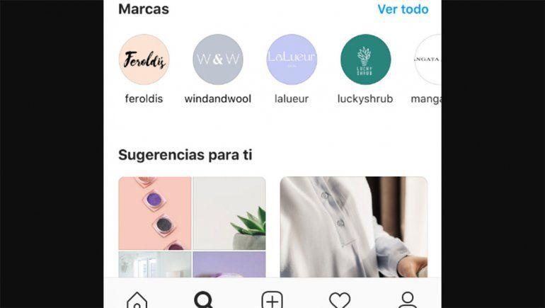 Instagram abrió una tienda para comprar sin salir de la app