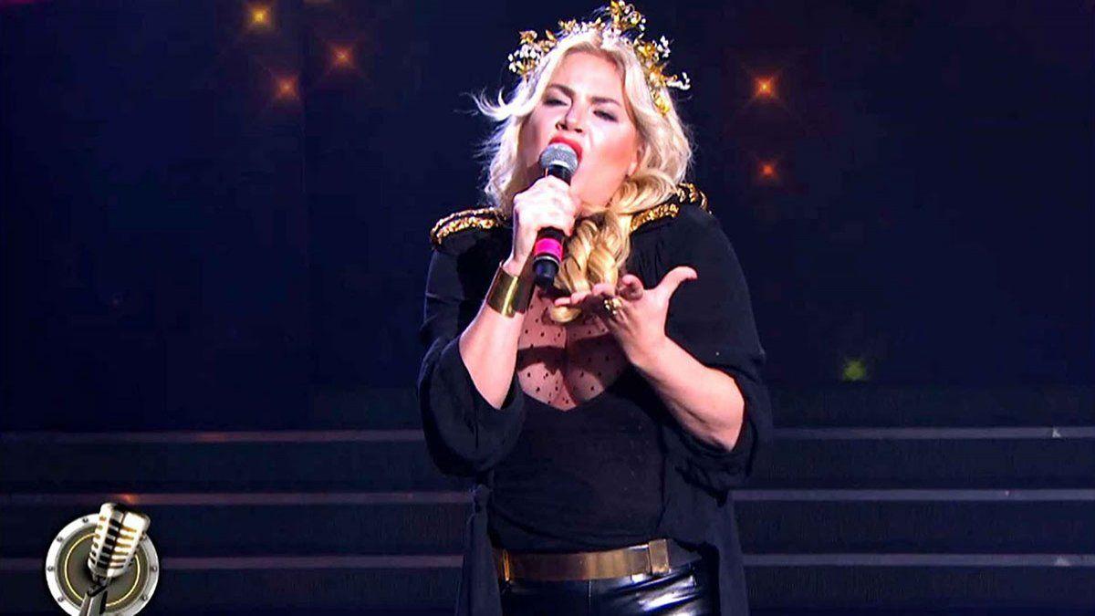 Esmeralda Mitre debutó y la terminaron echando del canal | Esmeralda Mitre, Cantando, Mitre