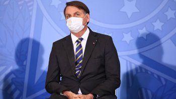 bolsonaro dijo que tiene una infeccion en sus pulmones