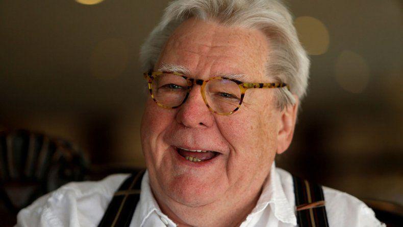Murió Alan Parker, director de Evita