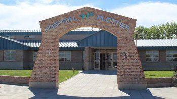 El director del hospital de Plottier: Estamos trabajando al límite