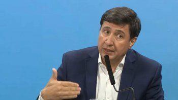 el ministro de desarrollo social daniel arroyo tiene coronavirus