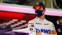 Sergio Pérez dio sus impresiones después de que se convirtiera en el primer piloto de Fórmula 1 en contraer COVID-19.