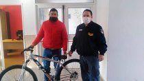 ¡a buscar! la policia quiere devolver bicis que fueron robadas